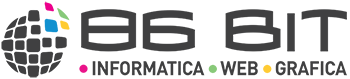 86BIT Logo